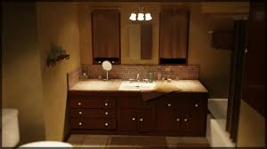 Lighting In A Bathroom Bathroom Soft Lighting Ideas For Bathrooms With Led Vanity