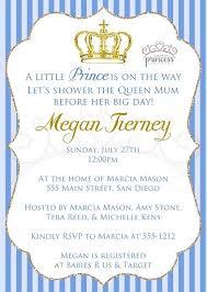 prince baby shower invitations prince printable baby shower invitation