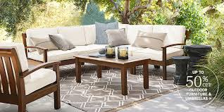 Patio Furniture Clearance Sale Free Shipping by Outdoor U0026 Patio Furniture Pottery Barn