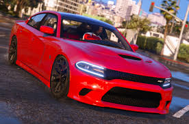 dodge charger hellcat 2016 dodge charger sxt r t srt 392 hellcat gta5 mods com