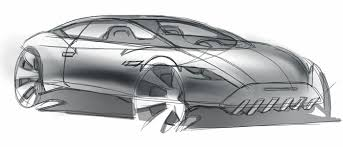 sketch a day 132 sports car sketch a day sketches by spencer