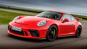 porsche gtr 2017 2018 porsche 911 gt3 at home at the track