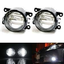 led fog light kit oem spec 15w cree xb d led fog ls for lexus toyota scion acura honda