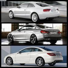 lexus rc vs mercedes cla photo comparison bmw 4 series coupe vs audi a5 vs mercedes benz