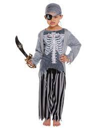 boys zombie pirate costume kids ghost zombie halloween fancy dress