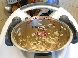 de cuisine thermomix sauce a l echalote thermomix cuisine thermomix avec