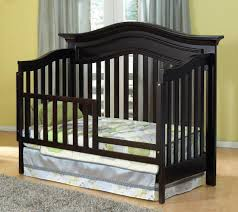 Converting A Crib To A Toddler Bed by Baby Cache Heritage Toddler Guard Rail Espresso Toys