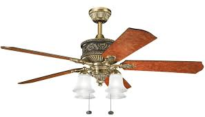 kichler ceiling fans with lights kichler ceiling fans best ceiling fans