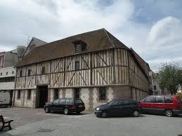 Ancien Bureau Des Pauvres à Beauvais Pa00114501 Monumentum Le Bureau Beauvais