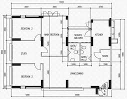floor plans for hougang street 51 hdb details srx property