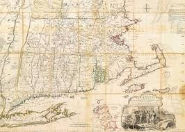 Map Of Massachusetts by Digital Maps At The Osher Map Library Show Promise And Perils Of