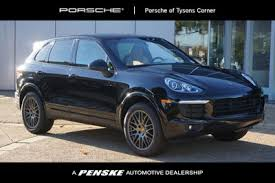 porsche cayenne trailer hitch porsche cayenne at porsche of tysons corner serving washington