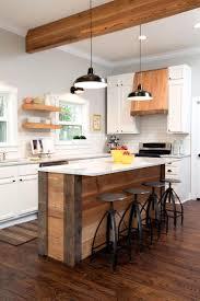 homemade kitchen bar stool ideas white wood island storage inside
