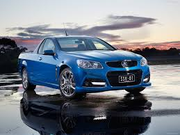 holden ssv holden vf commodore ute ssv redline 2014 picture 2 of 12