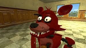 a happy foxy is a foxy gmod remake
