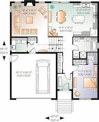 multi level home plans split level home plan for narrow lot 23444jd architectural