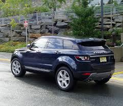 land rover convertible blue test drive 2012 range rover evoque nikjmiles com
