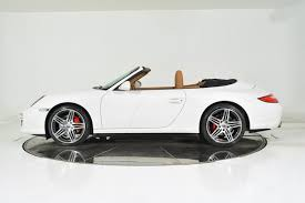 2010 porsche 911 4s used 2010 porsche 911 4s cabriolet for sale fort