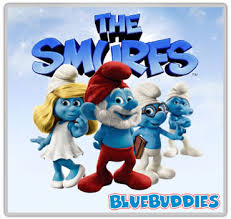 smurf movie bluebuddies
