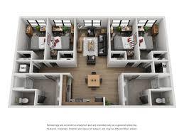 4 Unit Apartment Building Plans Floor Plans Tobin Lofts In San Antonio Texas