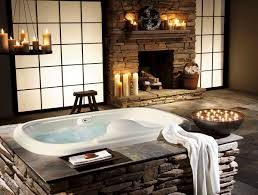 freestanding whirlpool tub home design by john