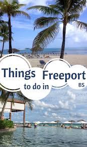 suggestion what to do in freeport bahamas cruise radio
