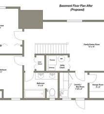 House Plans With Walkout Finished Basement by Gorgeous 25 Ranch Walkout Basement Floor Plans Inspiration Of 31
