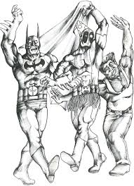 deadpool and wolverine coloring pages print out 5641 deadpool and