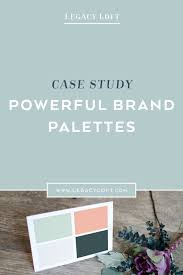 color coordinated how to choose your perfect brand palette