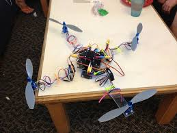 Instructions On How To Build A Toy Box by Scratch Build Your Own Quad Copter 6 Steps With Pictures