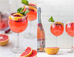 champagne sangria the cookie rookie