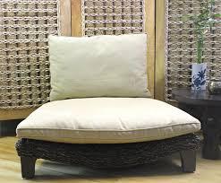 meditation floor chair w adjustable back rest and memory foam
