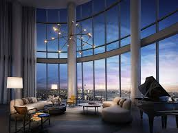 Penthouse by Related Companies U0027 15 Hudson Yards Penthouse Listed For Sale