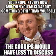 Gossip Meme - gossip imgflip