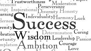 motivational words background loop clip 000632752