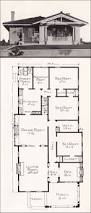 narrow lot house plans craftsman bungalow home design best images