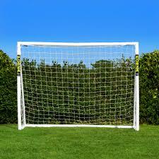 8 x 6 forza soccer goal post net world sports