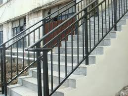 interior railings home depot steel staircase railings bangalore curved stairs wrought iron