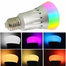 alexa light bulbs no hub wifi smart led light bulb compatible with alexa no hub required e27