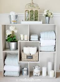 Bathroom Shelf Decorating Ideas by Luxury What To Put On Bathroom Shelves On Home Decor Arrangement