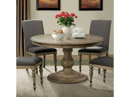Dining Room Table Pedestals Riverside Round Pedestal Dining Table Dining Table Base 21554