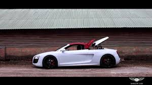 audi r8 2014 white audi r8 v10 spyder marlow cars