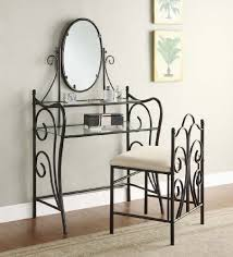 Glass Vanity Table With Mirror Elegant Glass Vanity Table With Mirror With 29 Best Vanity All Is