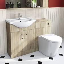 Bathroom Sinks With Vanity Units by Toilet And Sink Vanity Unit