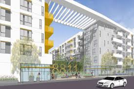 four building apartment complex coming to north hills curbed la