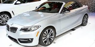 2015 bmw 2 series convertible bmw 2 series convertible drop top comes at a premium