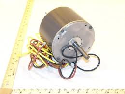1 6 hp 825 rpm condenser fan motor 34329502 heil quaker icp 1 6 hp 208 230v 1 ph 825 rpm ccwle