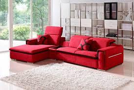 Red Sofa Sectional Red Sectional Sofa Canada Centerfieldbar Com