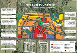 Map Of Sequim Wa Mrsc Planned Unit Developments Real World Experiences