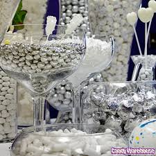 Black And White Candy Buffet Ideas by Gold U0026 Silver Candy Buffet Photo Gallery Candywarehouse Com